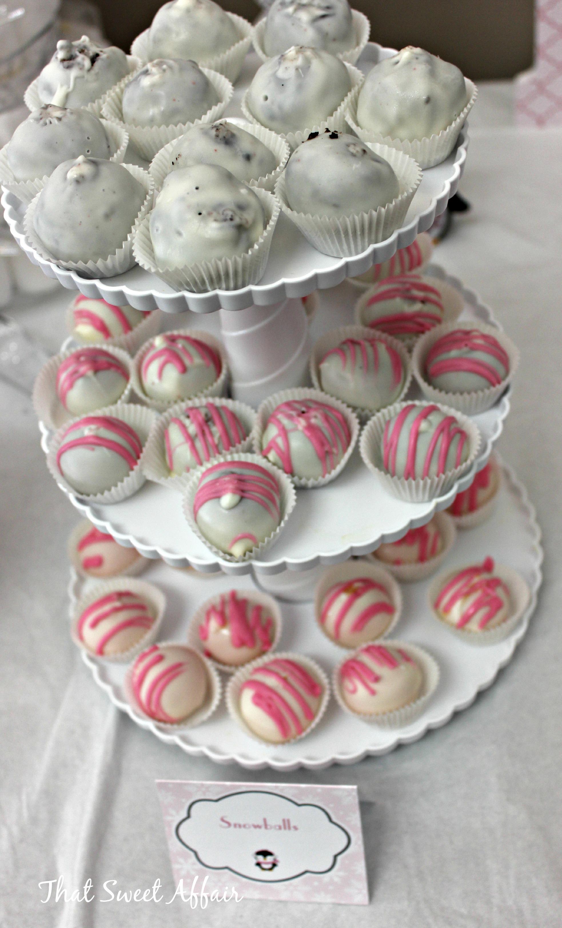 Wishes For Baby Red Velvet Cake Balls ...